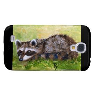 Rascal aceo Raccoon IPhone3 Case