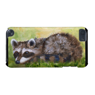 Rascal aceo Raccoon IPod Touch Case
