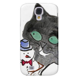Rascal Leave the Snowman Alone HTC Vivid Case