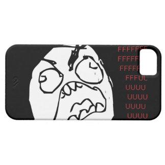 Raserei-Schleppangel iPhone 5 Cover