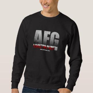 """Rasgando abajo empareda"" la camiseta negra para Suéter"
