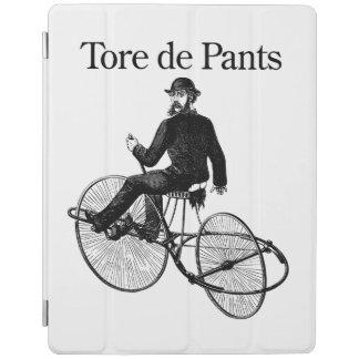 Rasgó a de Pants Cover De iPad