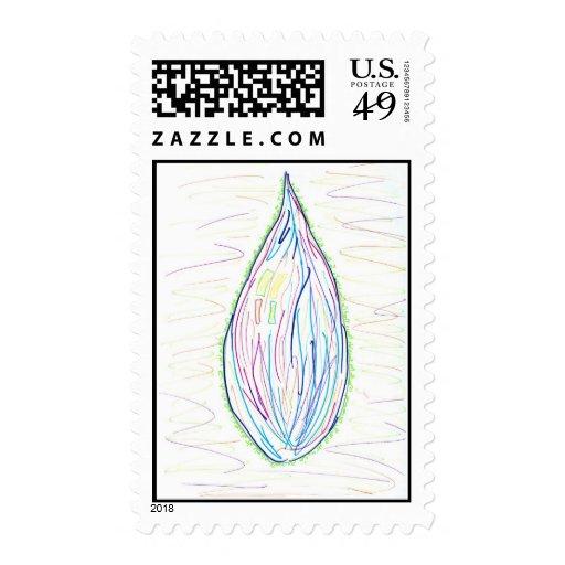 Rasgón del marcador en colores múltiples sellos