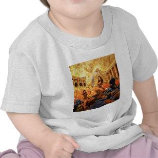 Rasgones de Ishtar de Michal Ehart Camiseta