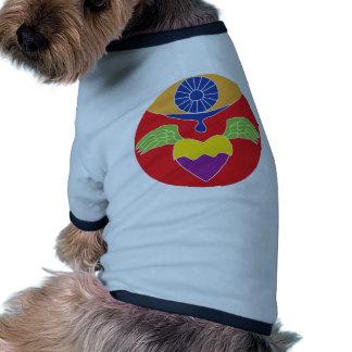 Rasgones de limpiamiento - perdón camisetas de perro