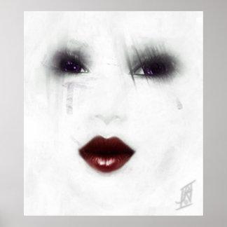 Rasgones fantasmales impresiones