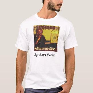 rashad, Spoken Word T-Shirt