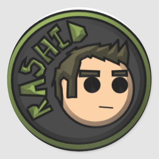 Rashid: El pegatina