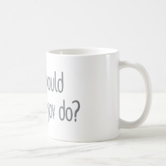 Raskolnikov Classic White Coffee Mug