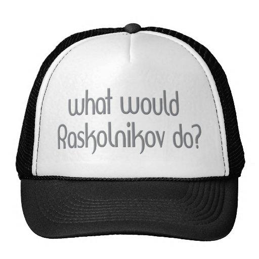 Raskolnikov Gorros Bordados