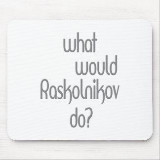Raskolnikov Mouse Pad