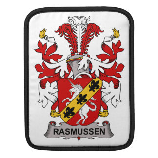 Rasmussen Family Crest Sleeve For iPads