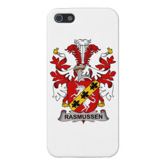 Rasmussen Family Crest Cover For iPhone 5