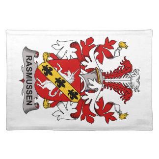 Rasmussen Family Crest Placemat
