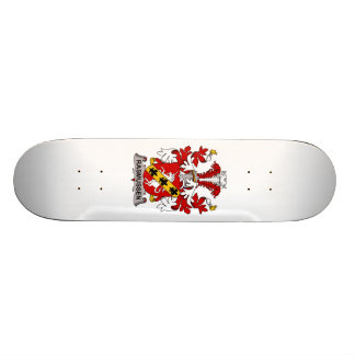 Rasmussen Family Crest Skate Deck