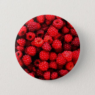 Raspberries 2 pinback button