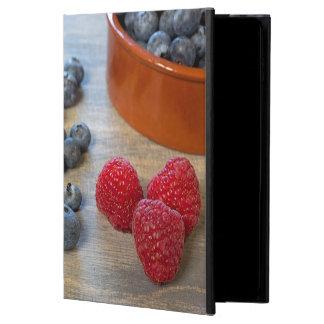 Raspberries and Blueberries Powis iPad Air 2 Case