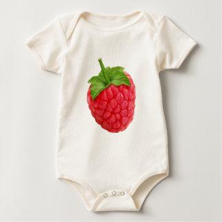 Raspberries Baby Bodysuit