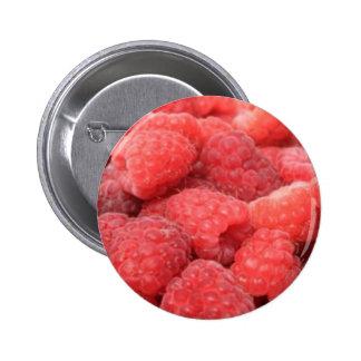 raspberries buttons