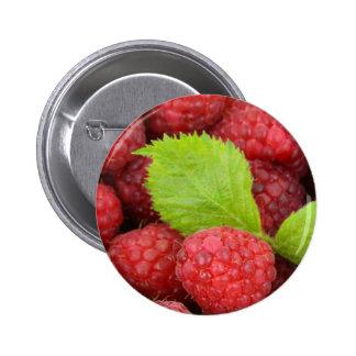 Raspberries Button