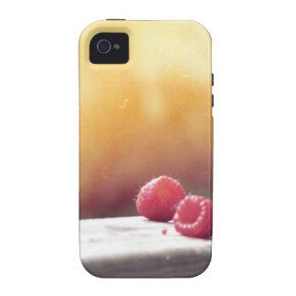 Raspberries iPhone 4/4S Cases