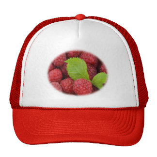 Raspberries Trucker Hats
