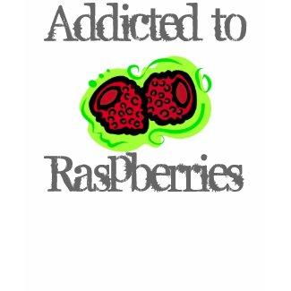 Raspberries shirt