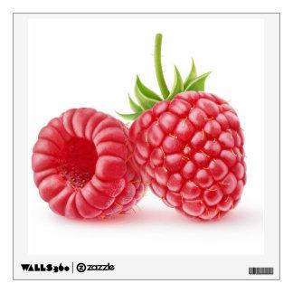 Raspberries Wall Decal
