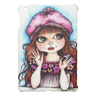 Raspberry Beret...A French Connection iPad Mini Case