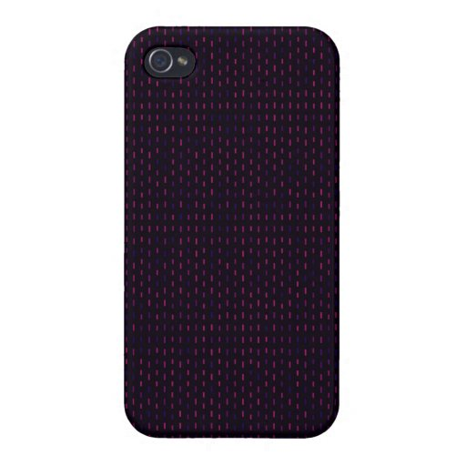 Raspberry dash case for iPhone 4