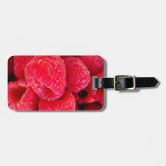 Raspberry Delight Tags For Luggage