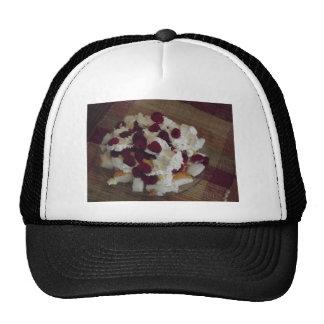 Raspberry Dessert Trucker Hats