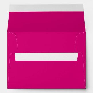 Raspberry Envelopes