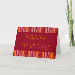 Raspberry Red Color Cards Zazzle