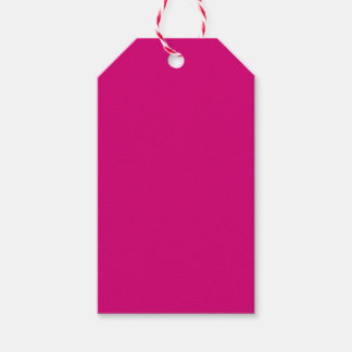 Raspberry Pack Of Gift Tags
