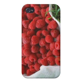 Raspberry iPhone 4/4S Cover