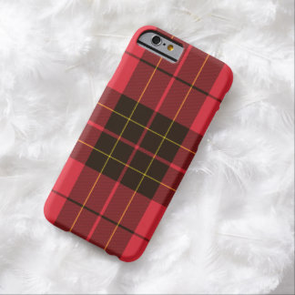 Raspberry is the new Black iPhone 6 Case