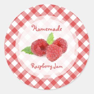 Raspberry Jam sticker