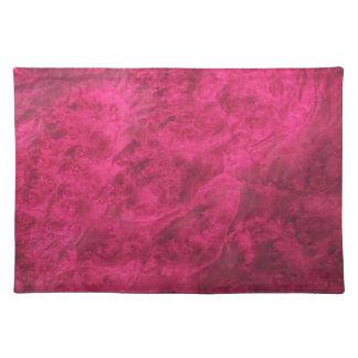 Raspberry Jewel Tone Placemat