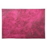 Raspberry Jewel Tone Placemat Cloth Place Mat