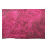 Raspberry Jewel Tone Placemat Cloth Placemat