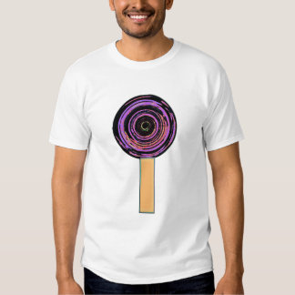 Raspberry Licorice Lollipop T Shirt