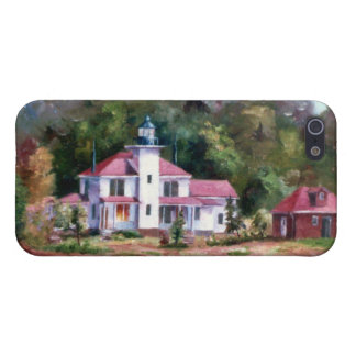 Raspberry Lighthouse IPhone 4 Case