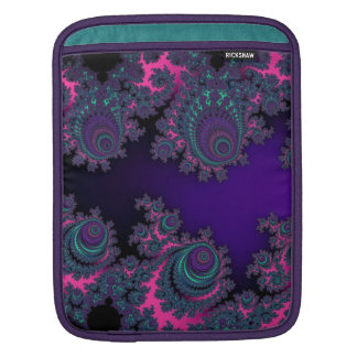 Raspberry Mint Fractal Delight Skins and Cases