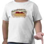 Raspberry pancakes tshirt