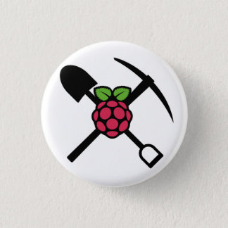 Raspberry Pi Miner Button
