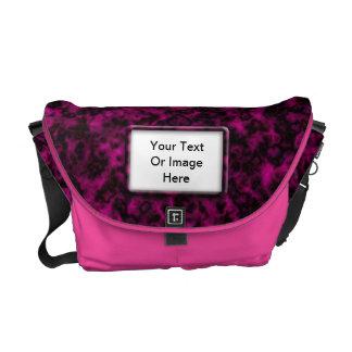 Raspberry Pink Cloud Photo Frame Bag
