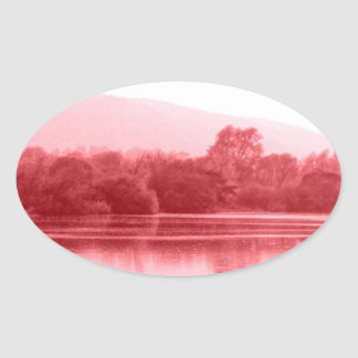 Raspberry Riverbank Stickers