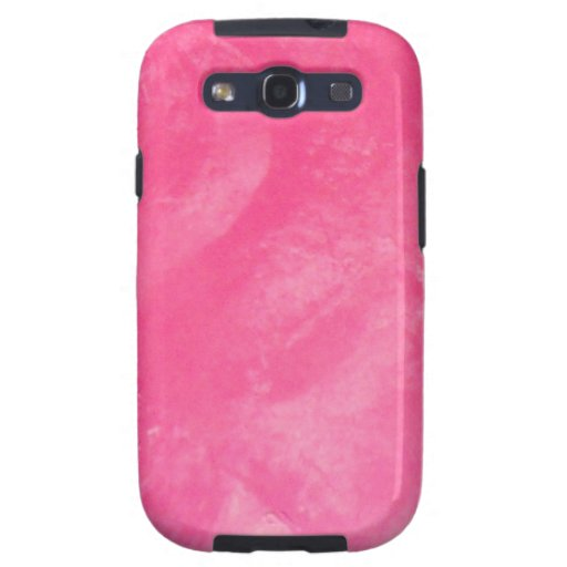 Raspberry Sorbet Samsung3 Case Galaxy S3 Cover