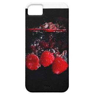 Raspberry Splash Case For The iPhone 5